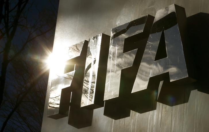 SABC News FIFA Reuters - FIFA and WHO team up to promote healthy lifestyles
