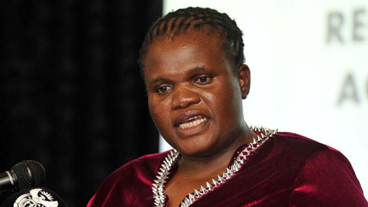 SABC News Faith Muthambi GCIS - Muthambi denies signing wage agreements without mandates