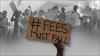 SABC News Fees New P - Charges against fees must fall activists fabricated: Dlamini