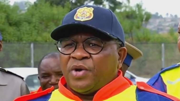 SABC News Fikile Mbalula 1 - Seventy four arrested for drunk driving in Free State