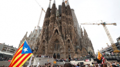 Catalonia is a semi-autonomous region with some 7.5 million inhabitants, who have their own language, parliament and flag. It is Spain's wealthiest region.