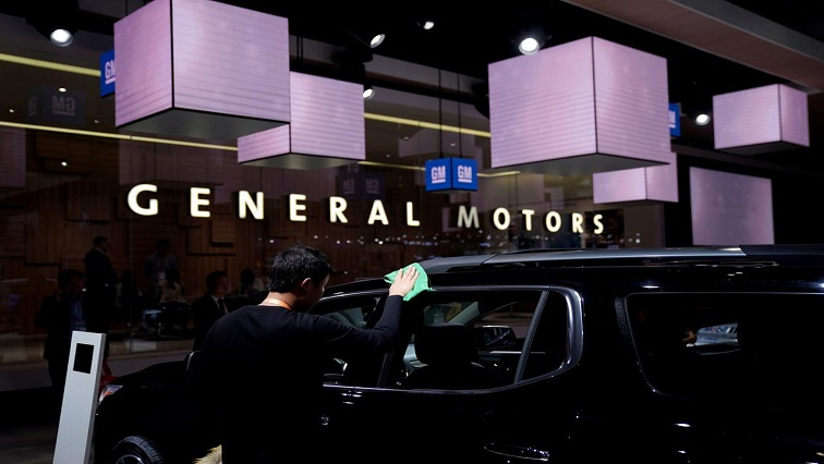 SABC News GM Reuters - GM's third-quarter China vehicle sales down 17.5%, as US automakers cede ground