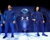 Virgin Galactic unveils astronaut spacesuits