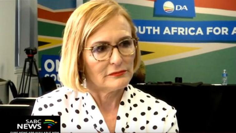 SABC News Helen Zille 3 1 - WATCH: Helen Zille addresses Cape Town Press Club
