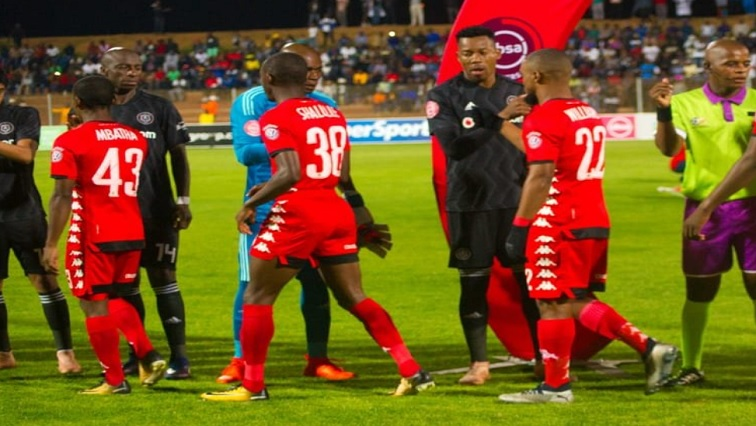 SABC News Highlands Park Twitter - Da Gama calls for goal-line technology to be introduced in PSL
