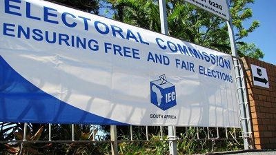 SABC News IEC 3 - Political parties express readiness ahead of Wednesday's by-elections