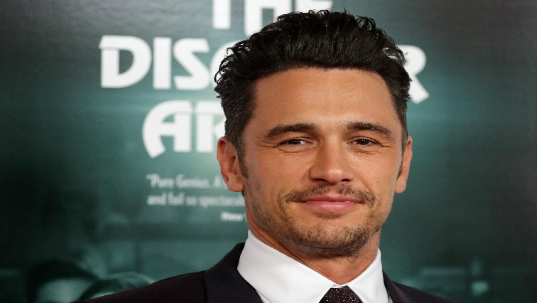 SABC News James Franco R - Two women accuse actor James Franco of sexual exploitation