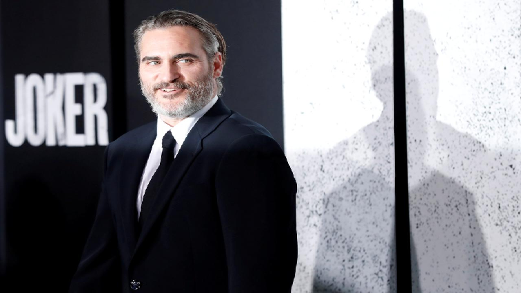 SABC News Joaquin Phoenix R - Box office: 'Joker' smashes October record with $93.5 million debut