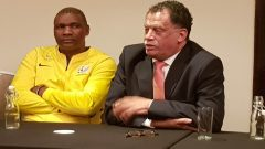 Bafan Coach and SAFA President