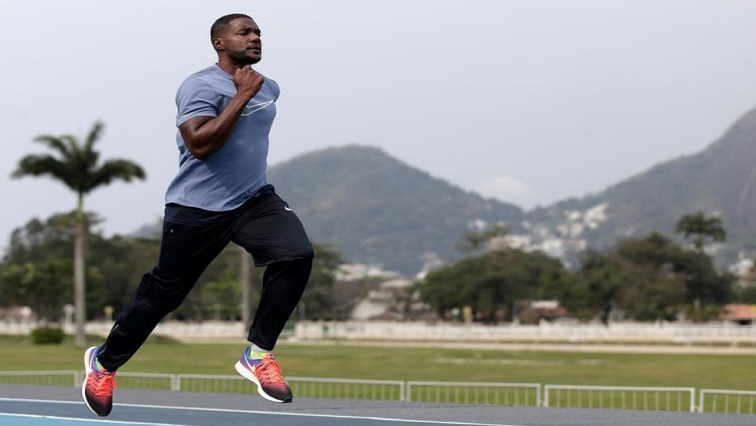 SABC News Justin Gatlin R - Gatlin thinks Van Niekerk will come back hungrier and stronger