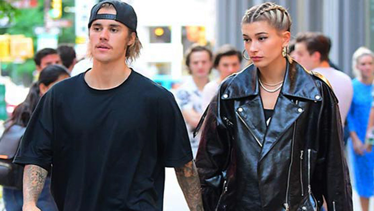 SABC News Justine Bieber and wife R - Justin Bieber and Hailey Baldwin marry for second time