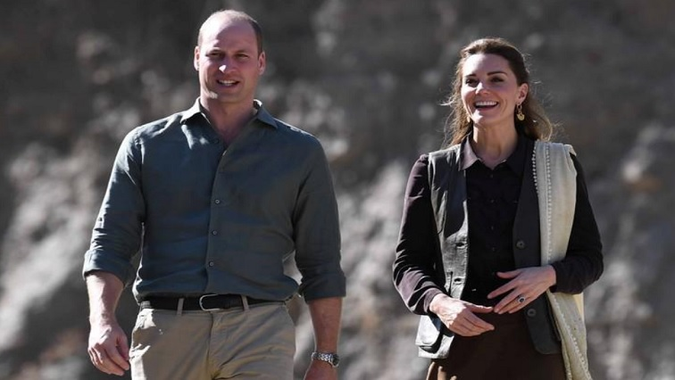 SABC News Kate.jpg Reuters - Prince William and wife Kate see impact of climate change at Pakistan glacier