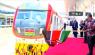 Kenya opens a $1.5 billion rail line
