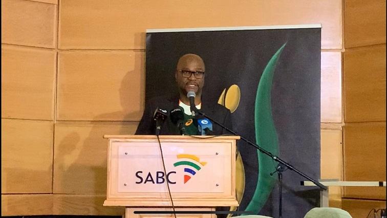SABC News Mthethwa SABCIH - Etzebeth is innocent until proven guilty: Mthethwa
