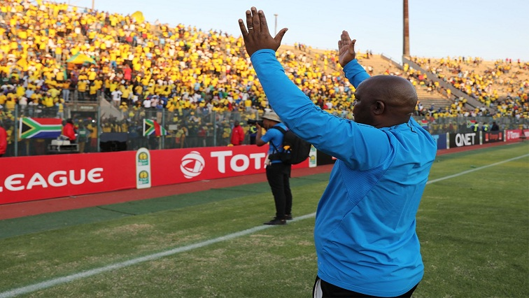 SABC News Pitso Twitter 1 - Mosimane focuses on AmaZulu and CAF Champions League