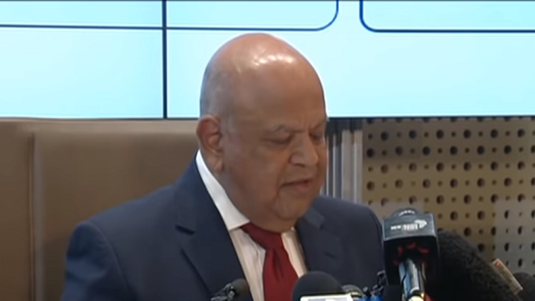 SABC News Pravin Gordhan - Gordhan exploring legal options following court ruling