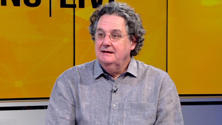 SABC News Professor Anton Harber - Prof. Anton Harber on the AIJC 2019