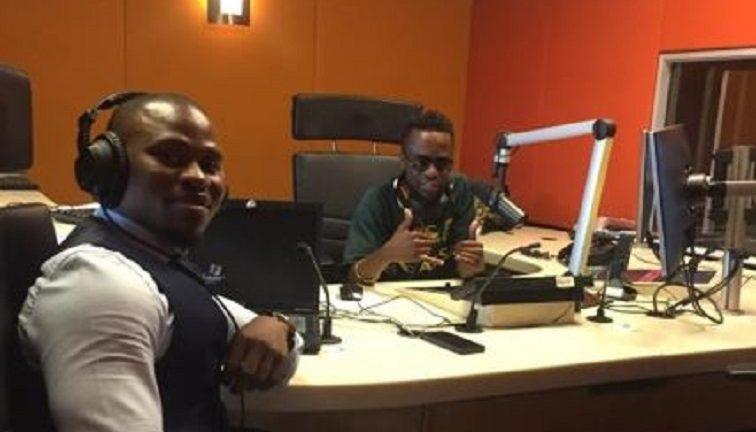 Professor Quatro Mgogo at True FM/ SABC BISHO.