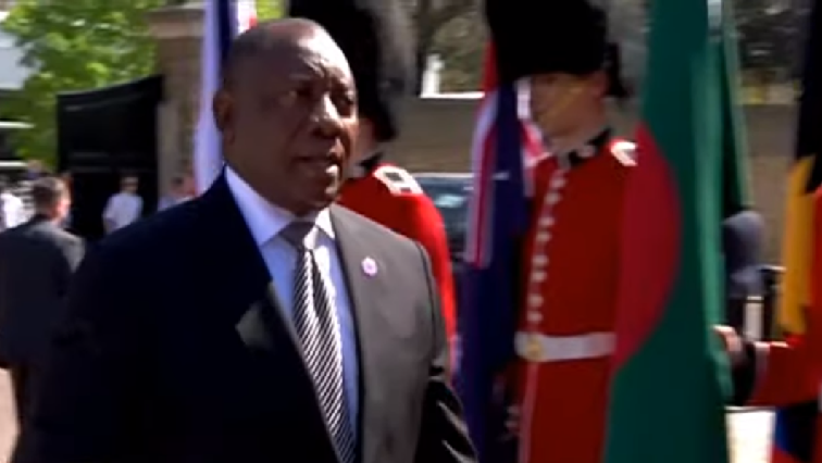 SABC News Ramaphosa London - Ramaphosa in UK investment drive