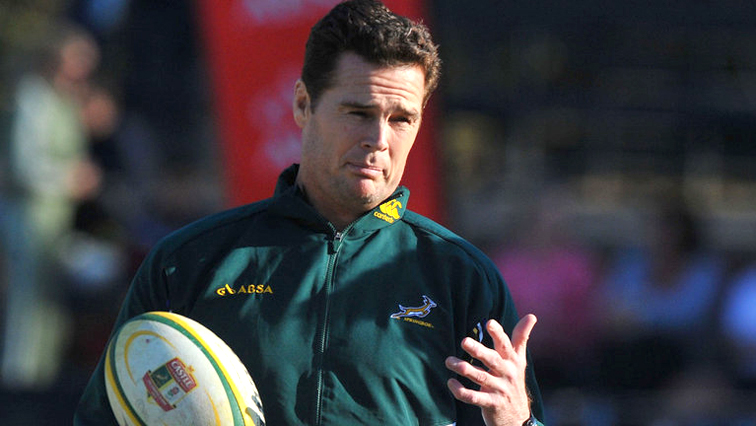 SABC News Rassie Erasmus P 1 - Erasmus names Springboks team aimed at nullifying much improved Japan threat