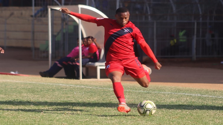 SABC News Riaan Twitter - Cosmos' Hanamub humbled by team support