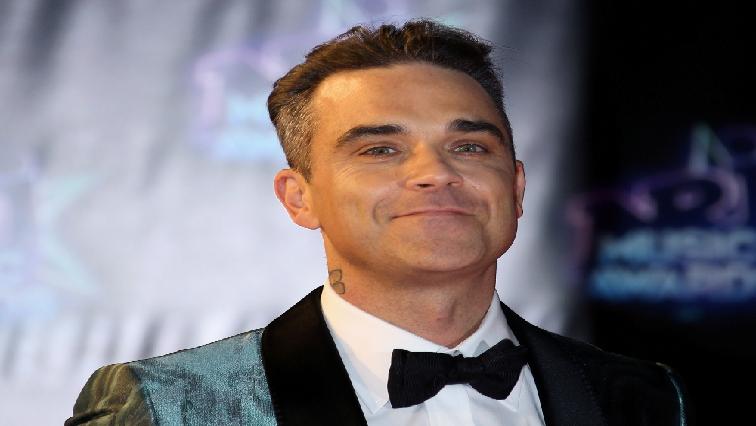SABC News Robbie Williams R - Singer Robbie Williams to release first ever Christmas album
