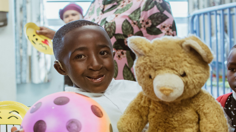 SABC News Smile P - Ten children receive surgeries as part of Smile Foundation's Smile Week