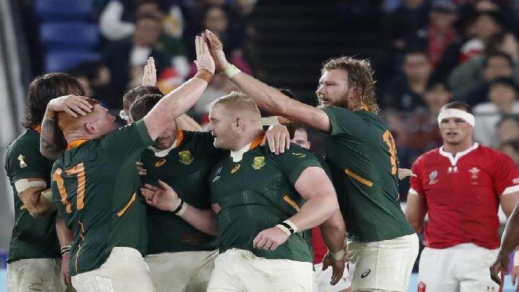 SABC News Springboks R 3 - England expecting Springboks to 'charge through the front door'