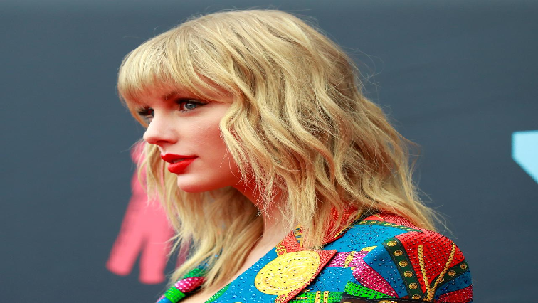 SABC News Taylor Swift R - Taylor Swift, Andrew Lloyd Webber write new 'Cats' song for musical film