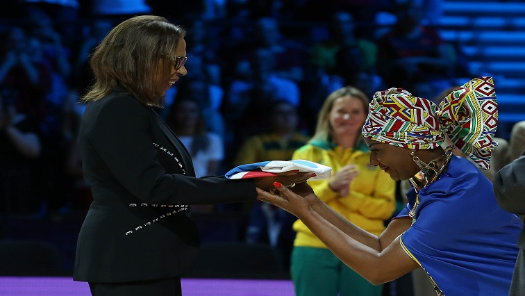 SABC News Tennis SA Twitter - We will not lose our players to overseas countries says netball boss