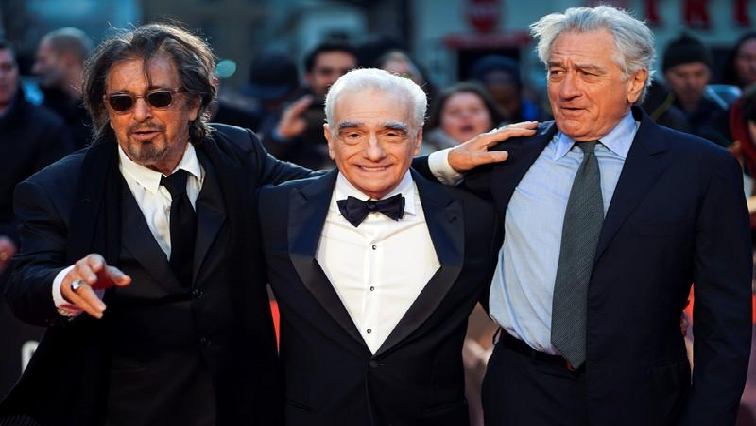 SABC News The Irishman R - Scorsese says he wanted to 'enrich' past De Niro work with 'The Irishman'