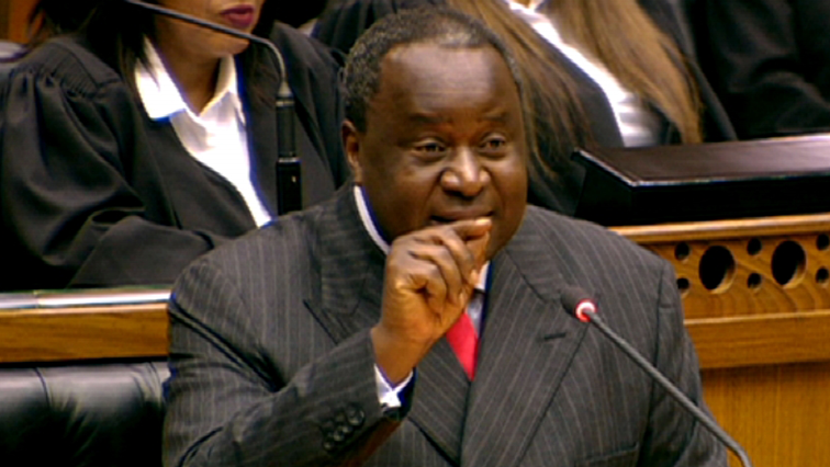 SABC News Tito Mboweni 3 - Time for SA to make preparations for economic prosperity: Mboweni