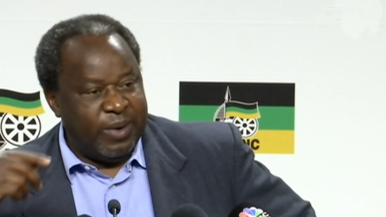 SABC News Tito P - ANC plans for economic growth will provide policy certainty: Analysts