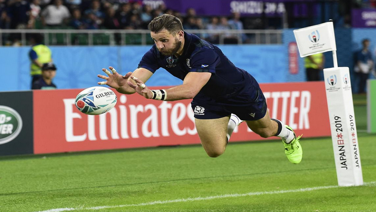 SABC News Tommy Seymour Reuters - Scotland's win over Russia the ideal prep for Japan clash