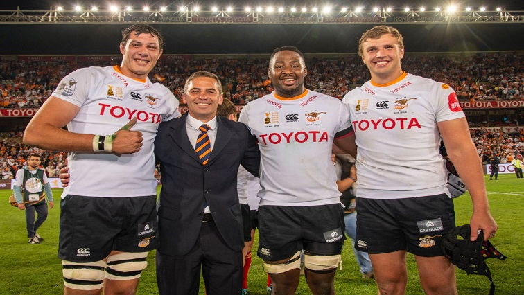 SABC News Toyota Cheetahs Twitter - Two changes for Cheetahs ahead of Pro 14 clash against Munster