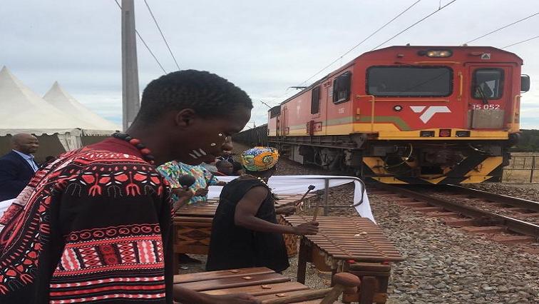 SABC News Train P - World's longest train to add R355 million in freight revenue
