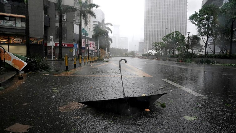SABC News Typhoon Reuters - Two Rugby World Cup matches cancelled ahead of Typhoon Hagibis