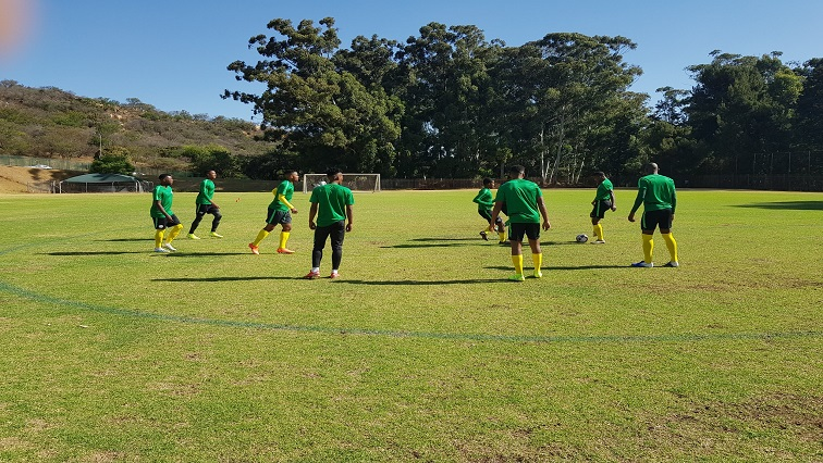 SABC News U23 Twitter - SA U23's to use Egypt trip to acclimitise for AFCON – Notoane