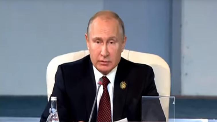 SABC News Vladimir Putin - Russia to host first Africa Summit on Wednesday