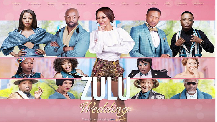 Zulu Wedding hits South African Cinemas - SABC News - Breaking news, special reports, world, business, sport coverage of all South African current events. Africa's news leader.