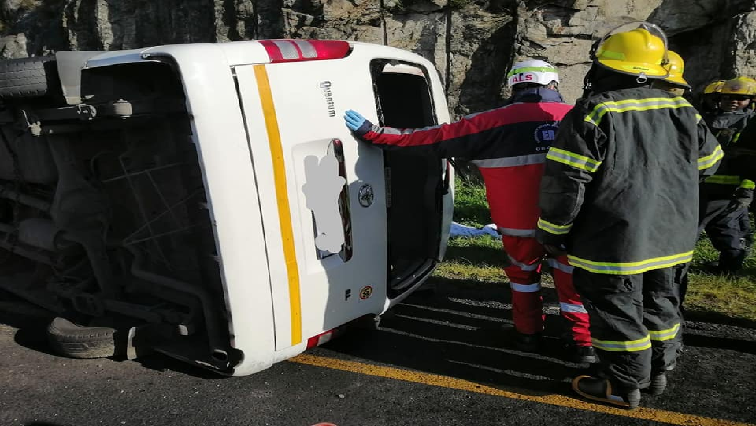 SABC News accident CTN - Western Cape road fatalities rise to 25 this weekend