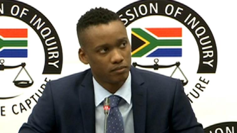 SABC News duduzane zuma 1 - Duduzane Zuma claims allegations against him are 'convenient'