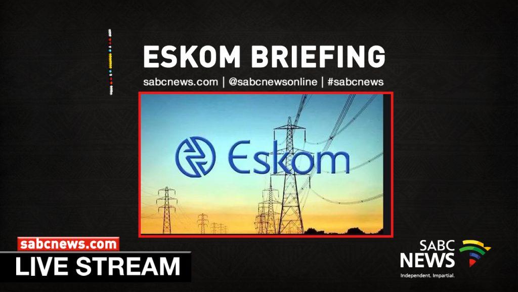 SABC News eskom briefing LIVESTREAM 1024x577 - WATCH: Eskom briefs the Public Enterprises Committee on its annual report