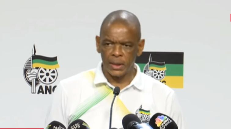"SABC News Ace Magashule - Magashule warns Hawks against ""Hollywood style arrests"""