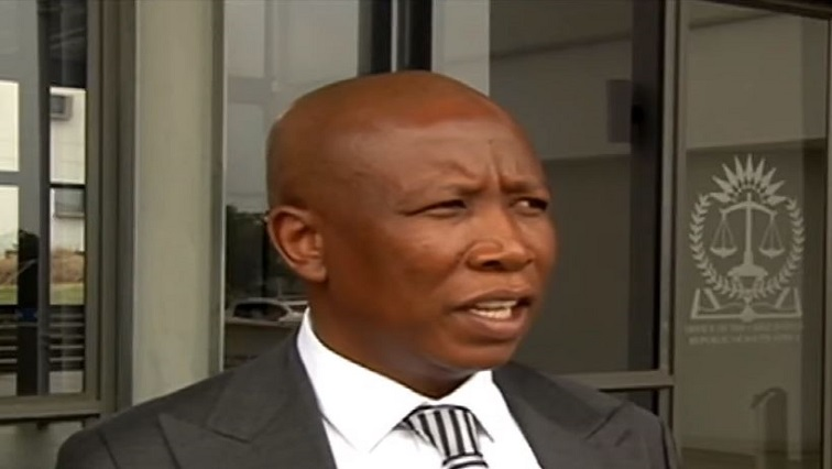 SABC News Julius Malema - EFF's elective conference to be held in December