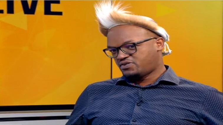 Khaya Sithole on Morning Live