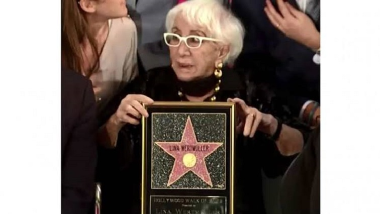 SABC News Lina Reuters - First Oscar-nominated female director Lina Wertmuller honored in Hollywood
