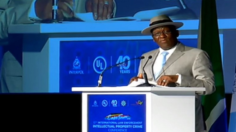 SABC News bHEKICele - Counterfeit goods, illegal downloads can destroy legitimate businesses: Cele