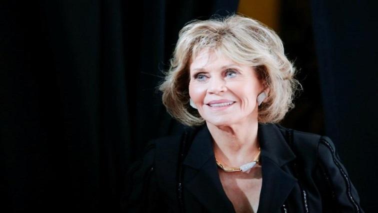 SABC News jane founda Reuters - 'I've been getting arrested'- Jane Fonda on absence at Britannia Awards