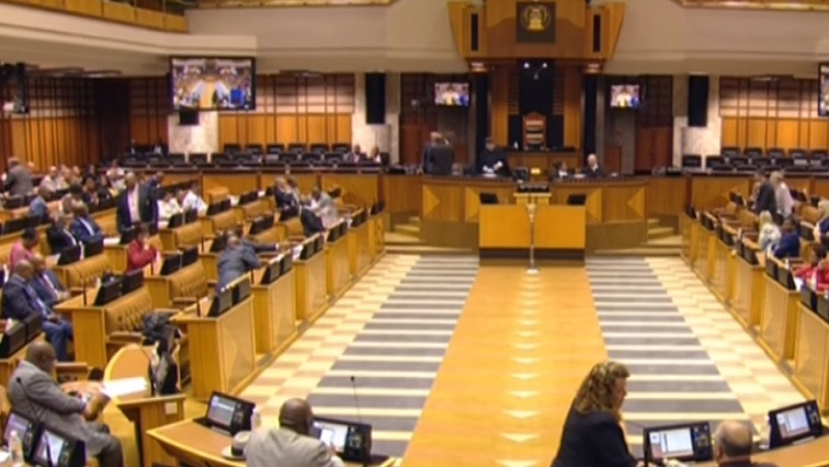 SABCNEWS Parliament - Special Appropriation Bill passed, opens doors for Eskom's cash injection
